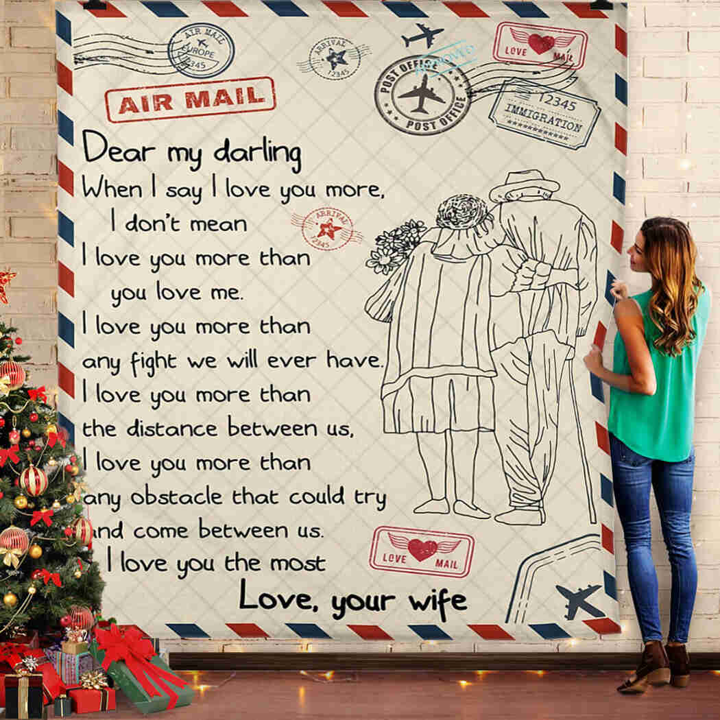 Dear My Darling -love Your Wife As Yourself